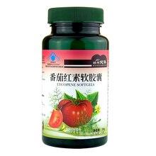 1 бутылка томатный экстракт ликопина Мягкий гель капсула защита простаты Улучшение иммунитета анти окисление