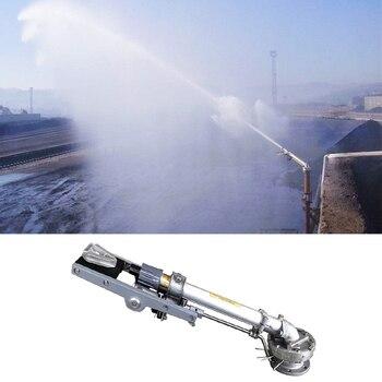Big Rain Gun Irrigation Sprinkler For Water Irrigation System Rotating 0-360 degree Spray Gun Long Distance Water Sprinkler  - buy with discount