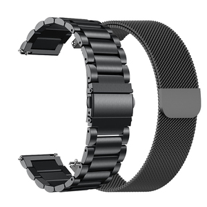 Stainless Steel Strap For Haylou Solar LS05 Smart Watch Band Replaceable Wrist Bracelet For Xiaomi Haylou Solar Correa Straps