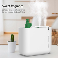 Air freshener home air humidifier for home diffuser aromatic C USB lamp 2 output Duman for 3L