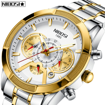 New Design Wheel Hub TE37 Men Wath Genuine NIBOSI Relogio Masculino Waterproof Custom Design te37 Sport Car Dial Watches Men