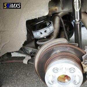 Image 4 - 2pc אוטומטי מאגרי רכב בולם זעזועים אביב חשמל פגוש מעיינות פגושים כרית Urethane עבור Haval H9 אאודי Q7 2008 2009 W220