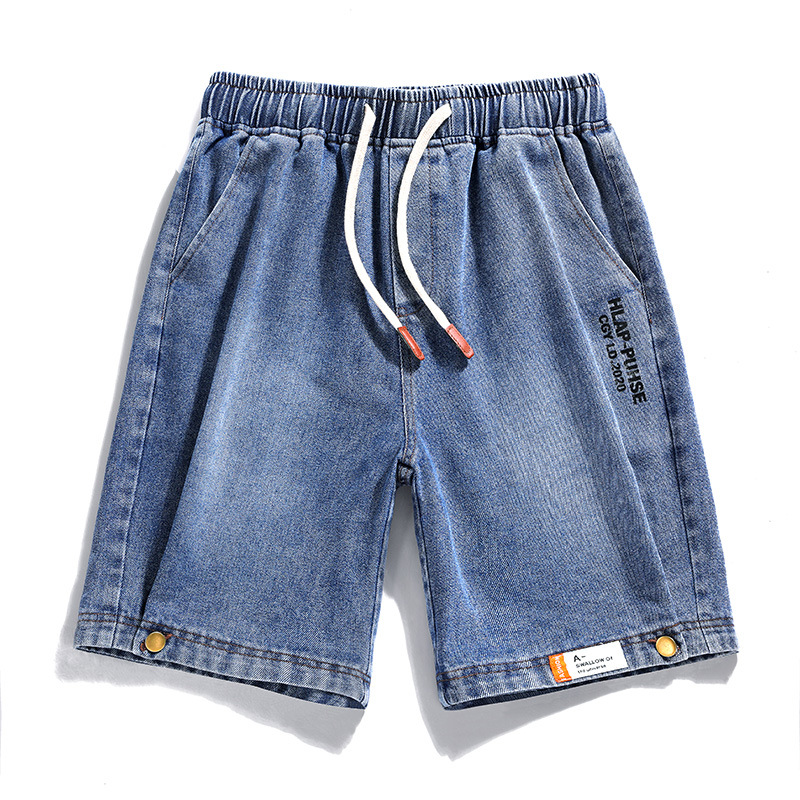 2020 New Summer Men Shorts Men Jeans Shorts Plus Size Fashion Designers Shorts Cotton Jeans Men's Slim Jeans Shorts M-5XL AYG241