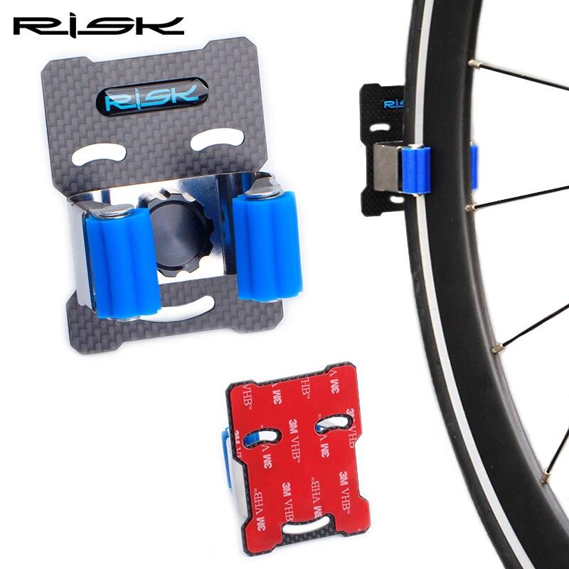 Держатель для велосипедной стойки MTB, настенная вешалка для шоссейного велосипеда, регулируемый размер, вешалка для хранения шин, стойка дл...