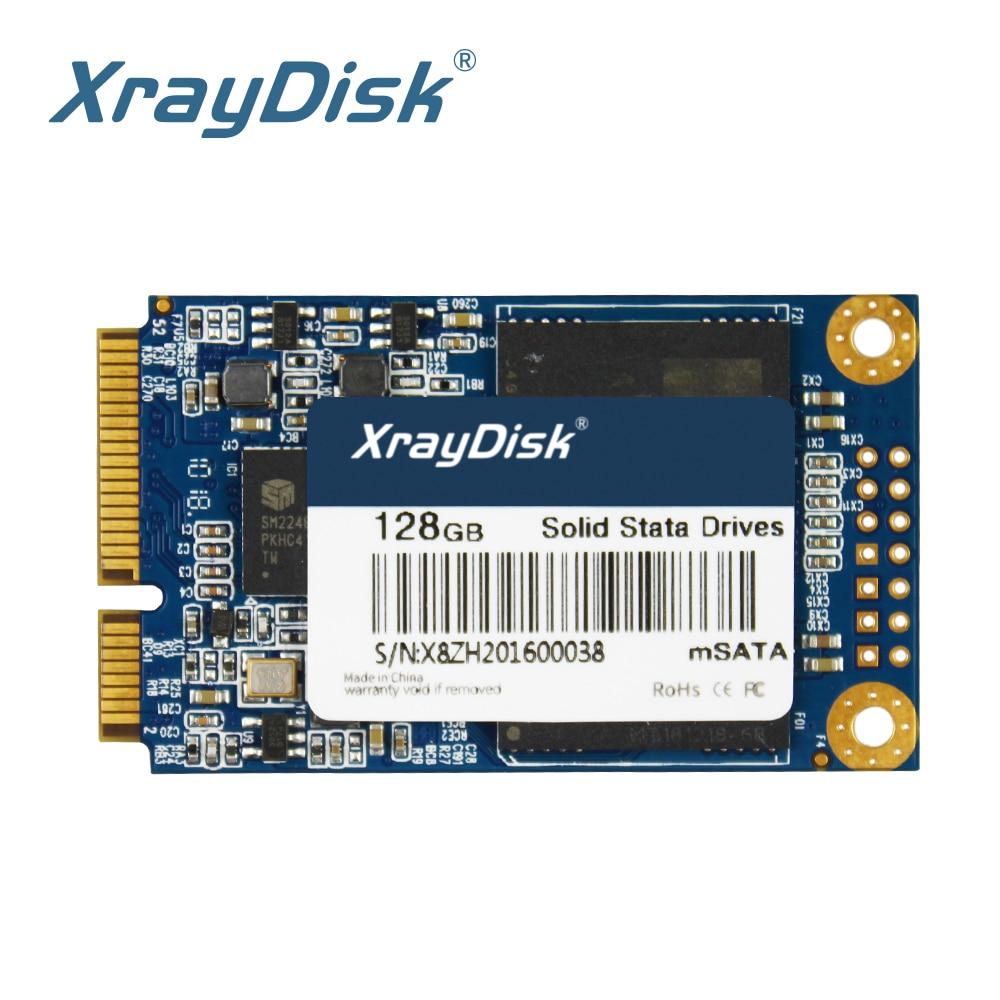 XrayDisk MSATA SSD 120GB 240GB  128GB 256GB 480GB 512GB  Mini SATA Internal Solid StateHard Drive 64GB For Laptop Server
