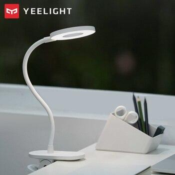 Xiaomi Yeelight LED Schreibtisch Lampe Clip-Auf Nacht Licht USB Aufladbare 5W 360 Grad Einstellbar Dimmen Lesen Lampe für Schlafzimmer