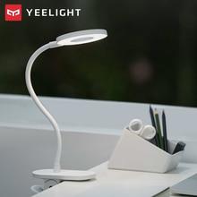 Yeelight Lampada Da Tavolo A LED Clip On Luce di Notte del USB Ricaricabile 5W 360 Gradi Regolabile Oscuramento Lampada Da Lettura Per camera da letto