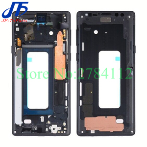 10Pcs For Samsung Galaxy Note 8 9 Note8 N950F N950U N960U 960F Housing LCD Display Middle Frame Midframe Bezel Chassis Plate