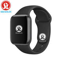 42mm Sport montre intelligente série 4 horloge passomètre Bluetooth connectivité pour téléphone Android IOS apple montre iPhone 8 X Smartwatch