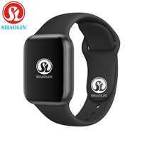 42mm Sport Smart Uhr Serie 4 Uhr Passometer Bluetooth Konnektivität Für Android-handy IOS apple watch iPhone 8 X Smartwatch