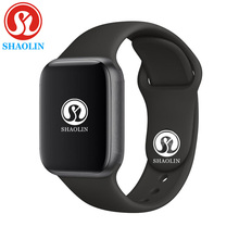 42mm Sport Smart Watch Series 4 Clock Passometer Bluetooth Connectivity For Android phone IOS apple watch iPhone 8 X Smartwatch цена и фото