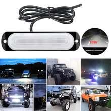 5 штук 12v 18 Вт 6 светодиодный бар автомобиля рабочий светильник