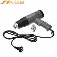 JIMI 1600W 220V Hot Air Blower Electric Heat Tool Dual Stepless Temperature Adjustable Welding Tool