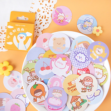 Patterns Hand-Account School-Stationery Cute Stickers Collage Cartoon Girly Scrapbooking