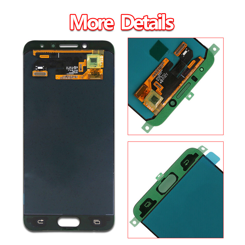 5.2''Amoled Display Replacement for SAMSUNG Galaxy C5 pro SM c5010 c5018 LCD +Touch Digitizer Sensor Glass Assembly Repair Parts - 5