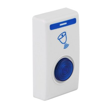 1 pcs LED Wireless Chime Door Bell Gate Alarm Doorbell & Wireles Remote control 32 Tune Songs Drop Shipping C1 New Arrival
