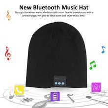 Bluetooth-Кепка, беспроводные наушники, головные уборы, Bluetooth-наушники с микрофоном, Спортивная гарнитура, музыкальная Кепка, головные уборы, нау...