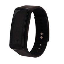 Fashion LED Display Digital Sports Watch Hot Silicone Strap Children Wristwatch Girls Boys Kids Candy Color Clock