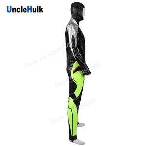 Image 3 - Kamen Rider ZERO ONE 01 Cosplay Costume Bodysuit   Version 2   with special inner hood