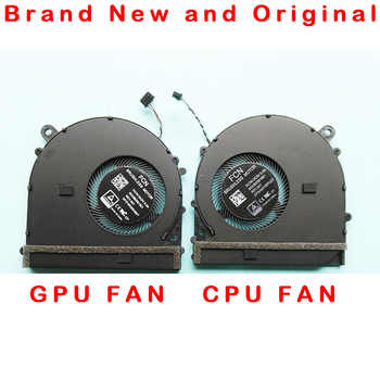 "NEW original CPU Cooling fan VIDEO GPU Cooling Fan left right Fan For Xiaomi NoteBook PRO 15.6 mi air Pro 15.6"" CPU Fan GPU Fan - DISCOUNT ITEM  15 OFF Computer & Office"