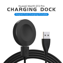 Chargers for Huawei Watch GT2 Pro Portable Fast Wireless Charging Dock Stand Power Magnetic Watch Charger Accessories