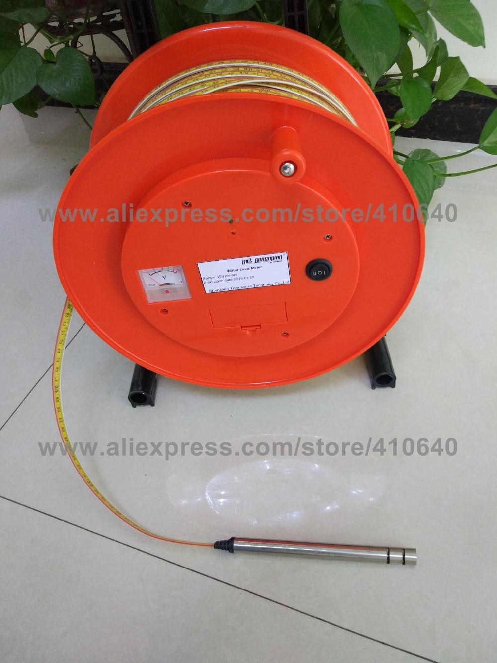 150m()  Steel Ruler Water Level Meter  (3)