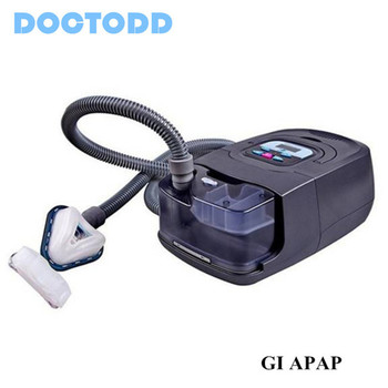 Doctodd GI Auto CPAP Healthcare Medical Breathe Better Respirator Machine for Sleep Apnea Continuous Positive Airway Pressure
