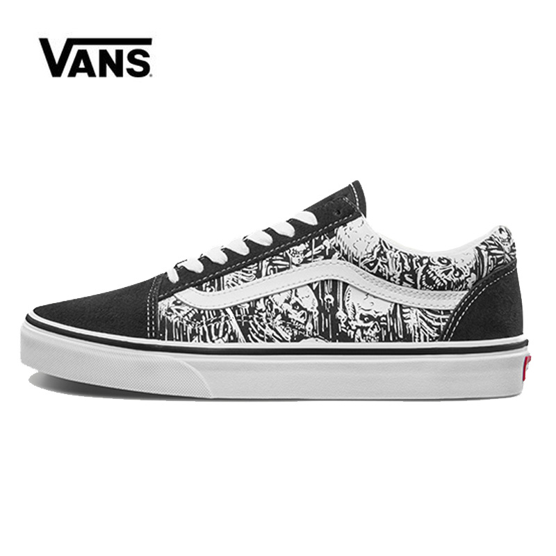 Vans Old Skool Men Shoes Original Sneakers Unisex Vans Men Shoes Skateboarding VN0A4BV5V8V