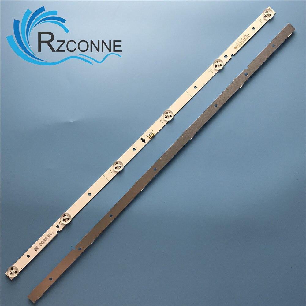 567mm LED Backlight Strip 6 Lamp For JL.D32061330-001SS-M NE-32F301CN16 3V/LED