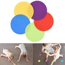 Класс отметьте свои сидящие пятна ковра, чтобы обучить упаковку из 30 кругов ковра маркер точки для дошкольников и начальной школы