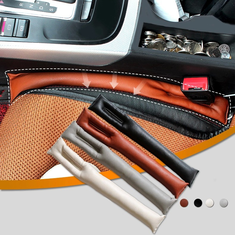 1pcs PU Leather Car Seat Sealing Pad Cover Sewing Pillow Leakage Plug for Opel Ford Focus Buick Regal Lacrosse Excelle GT/XT/GL8|Interior Mouldings| - AliExpress