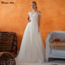 Волшебная ость сердца свадебное платье без рукавов платья Кружевная