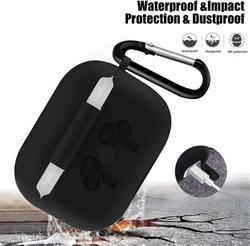 Dla apple airpods Pro air pods Pro pokrywa Funda bezprzewodowa torba na słuchawki pokrowiec na air pods Pro słuchawki douszne przypadku 4