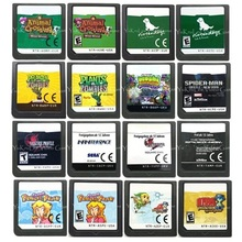 DS Game Animal Crossing Wild World Series Video Game Cartridge Console Card for Nintendo NDS 3DS