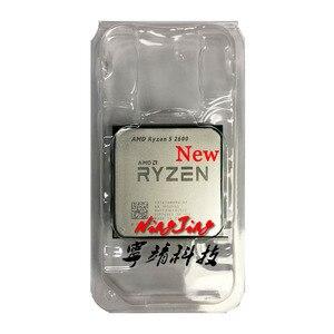 AMD Ryzen 5 2600 R5 2600 3.4 GHz Six-Core Twelve-Thread CPU Processor YD2600BBM6IAF Socket AM4(China)
