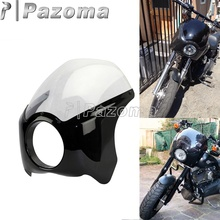 Light-Fairing Motorcycle-Touring Harley-Dyna Headlight for Road-King Low-Rider Street