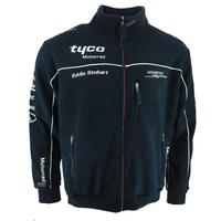 Motorrad Motorcycle Hoodie for BMW Tyco Racing Team Men Autumn Winter Thick Warm Fleece Zipper Coat Men's Sweatshirt