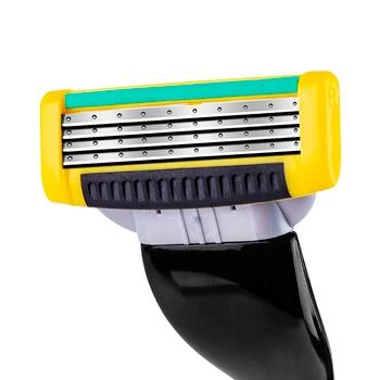 Сменные картриджи для бритья RZR Iguetta GF4-0267, 4 шт. 4