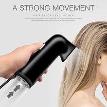 Профессиональный фен для волос отрицательный ионный горячего