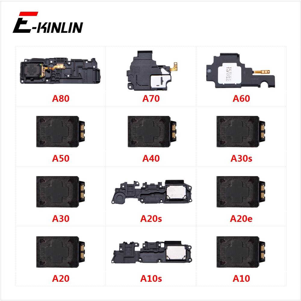 Bottom Loudspeaker Buzzer Ringer Loud Speaker Flex Cable For Samsung Galaxy A80 A70 A60 A50 A40 A30 A30s A20 A20s A20e A10 A10s