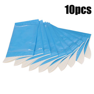 10pcs Outdoor Emergency Urinate Bags Easy Take Piss Bags Car Travel Emergency Urinate Bags 600CC Mini Toilet For Baby/Women/Men(China)