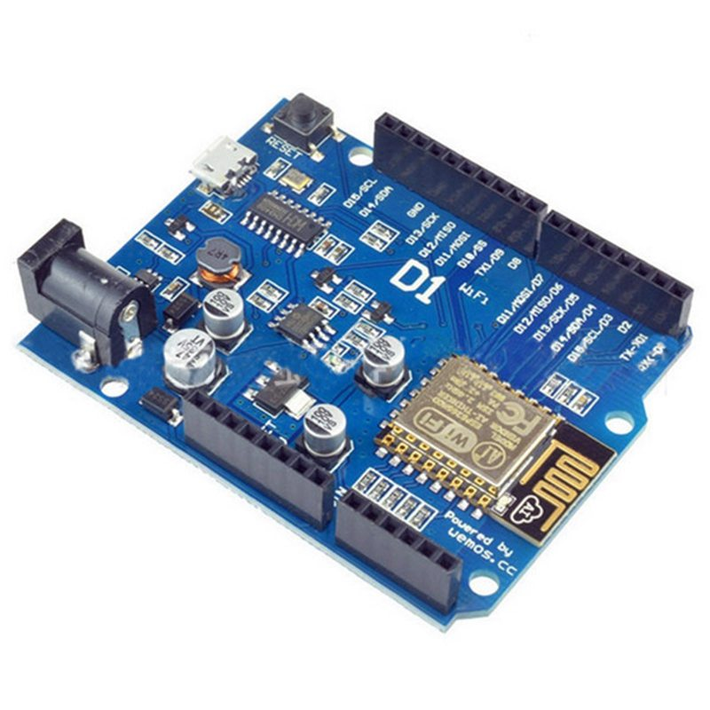 D1 WiFi UNO R3 Development Board Based On ESP8266 ESP-12E Direct Use IDE