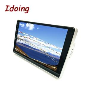 "Image 3 - Idoing 9 ""4G + 64G 2.5D araba Android radyo multimedya oynatıcı Peugeot 307 için 307CC 307SW 2002 2013 DSP GPS navigasyon no 2 din 4G"