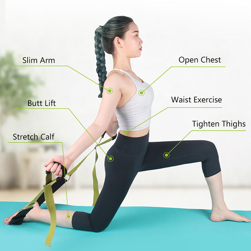 força cinto de fitness flexibilidade perna treinamento