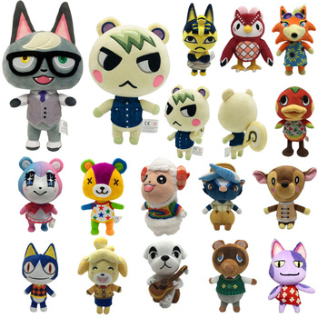 2020 Animal Crossing Plush toy New Horizons Game Animal Crossing Amiibo marshal Plush toy free give away 1pcs Amiibo card series 4 301 to 350 animal crossing card amiibo cards work for switch ns 3ds games card animal crossing amiibo card new leaf