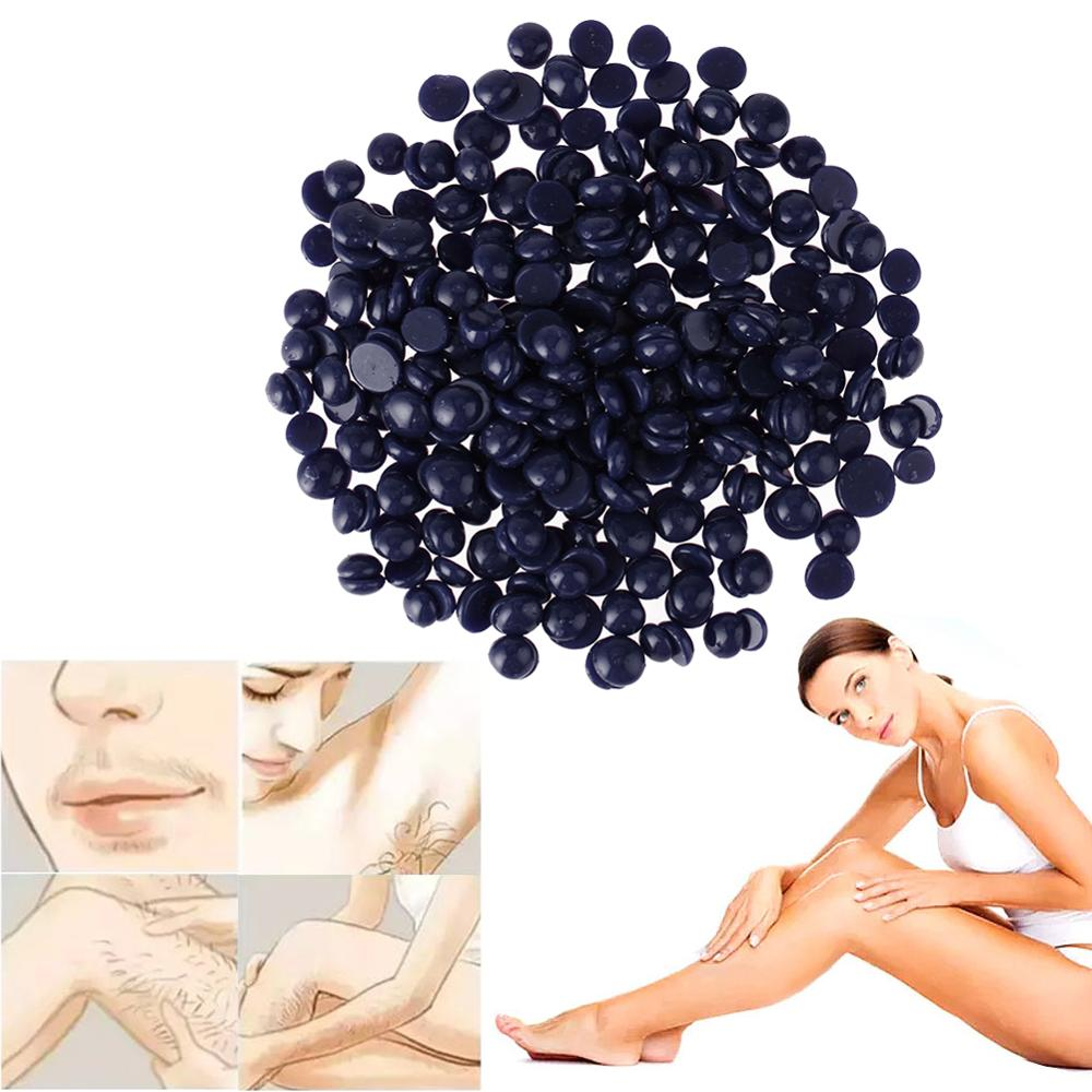 20g/bag Depilatory Wax Bean Hot Film Hard Wax Pellet Waxing Bean Women Body Face Bikini No Strip Hair Removal Bean