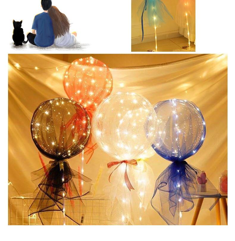 Balloon Bouquet Luminous Romantic Globes (790×811)