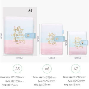 Image 5 - Jamie Notes Fantasy a5a6 Spiral Notebooks & Journal 2019 Planner Agenda Organizer Diary Book School & Office Supplies Stationery
