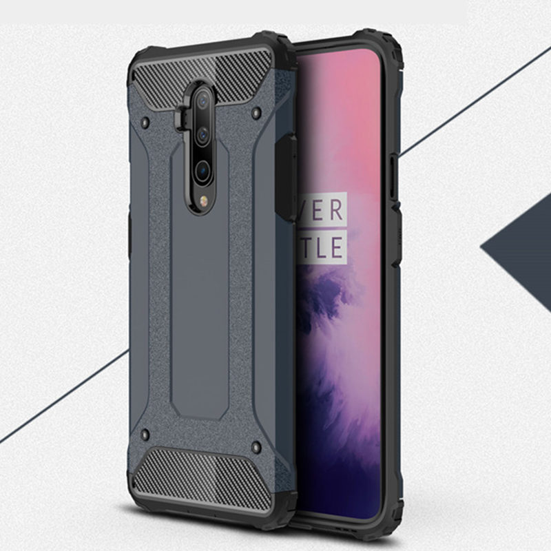 For Oneplus 7T Pro case Shockproof Hybrid Armor Full Phone Cover For One plus 7T OnePlus7T TPU+PC Protective Shell Coque 1+7T