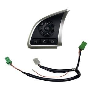 Image 3 - Direksiyon anahtarı çok fonksiyonlu ses radyo ses düğmesi medya düğmeleri Mitsubishi ASX 2013 2014 2015 2016 2017 2018